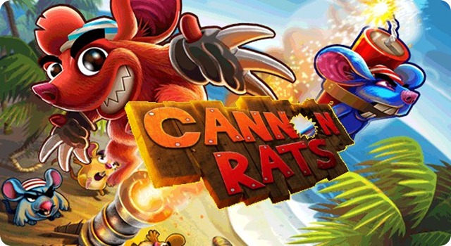 Cannon-Rats game mobile