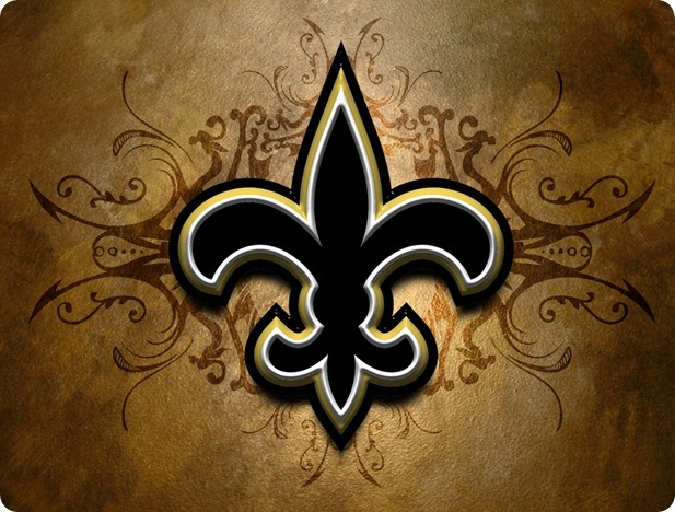 New-Orlean-Saints-Fantasy-Football-Logo